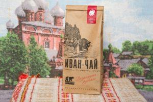 Иван-Чай с малиной