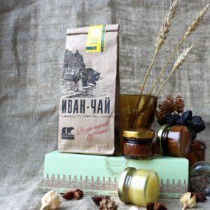 Иван-чай с цедрой лимона