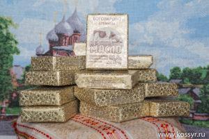 Масло Сливочное Боговарово Премиум 170 гр