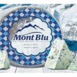 """Сыр """"Монт Блю"""" с голубой благородной плесенью, круг 2,4 кг. ПРОДАЕТСЯ КУСКАМИ ОТ 1 КГ!"""