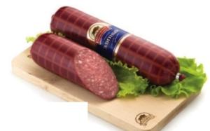Сервелат «Элитный» варено-копченый Костромской мясокомбинат 300 гр