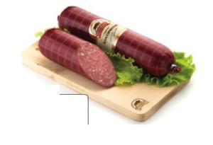 Сервелат «Классический» варено-копченый Костромской мясокомбинат 300 гр