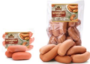 Шпикачки «Сытные» Костромской мясокомбинат 350 гр