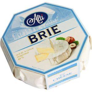 Сыр Бри Brie Alti (благородная белая плесень) 125 гр