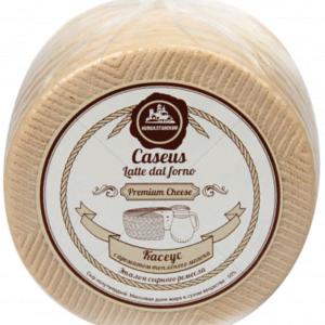 CASEUS LATTE DAL FORNO (С АРОМАТОМ ТОПЛЕНОГО МОЛОКА) 0,350 кг вакуумная упаковка