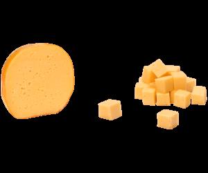 """Сыр Малыш """"Вохма"""" Костромской сыр 0,8-1 кг."""
