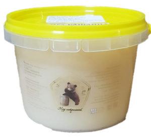"""Натуральный мед """"Липовый"""" 1 кг Самарская область с. Утевка, пчеловод Кочетков"""