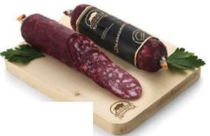 Колбаса «Деликатесная» сырокопченая Костромской мясокомбинат 0,3 кг