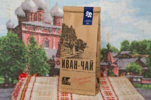Иван-чай с черникой