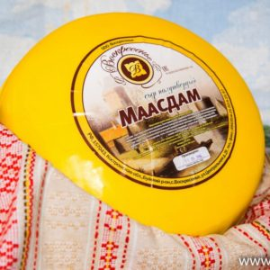 Маасдам Костромской сыр 8-10 кг.