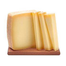 """Сыр ПростоВеликий (аналог Грюер) Сыроварня """"Филимоново Раздолье"""" 0,2 кг Индивидуальная вакуумная упаковка"""