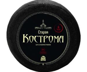 """Старая Кострома"" Костромской сыр. Комбинат Мантурово 6-7 кг"