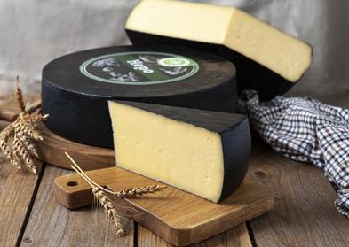 """Сыр Неро (Nero) с пажитником Сыроварня """"Филимоново Раздолье"""" 0,2 кг Индивидуальная вакуумная упаковка"""