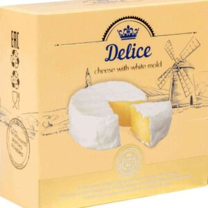 """Сыр с белой плесенью """"Delice"""" 125 гр"""