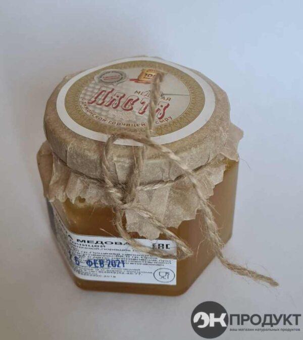 Паста грушевая с перцем и грецким орехом 130 гр
