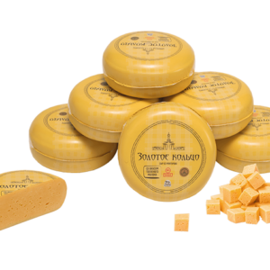 Золотое Кольцо со вкусом топленого молокасыр из Костромы(Мантуровский комбинат)