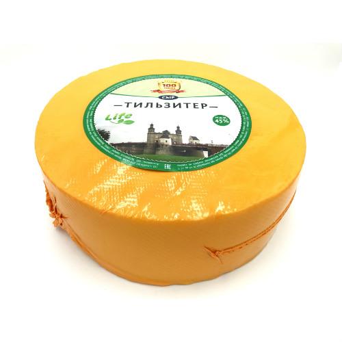 Костромской сыр Тильзитео